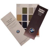 BMW Farbkarte